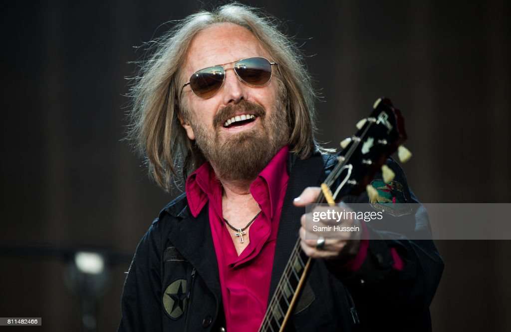 Barclaycard British Summer Time: Tom Petty And The Heartbreakers : News Photo