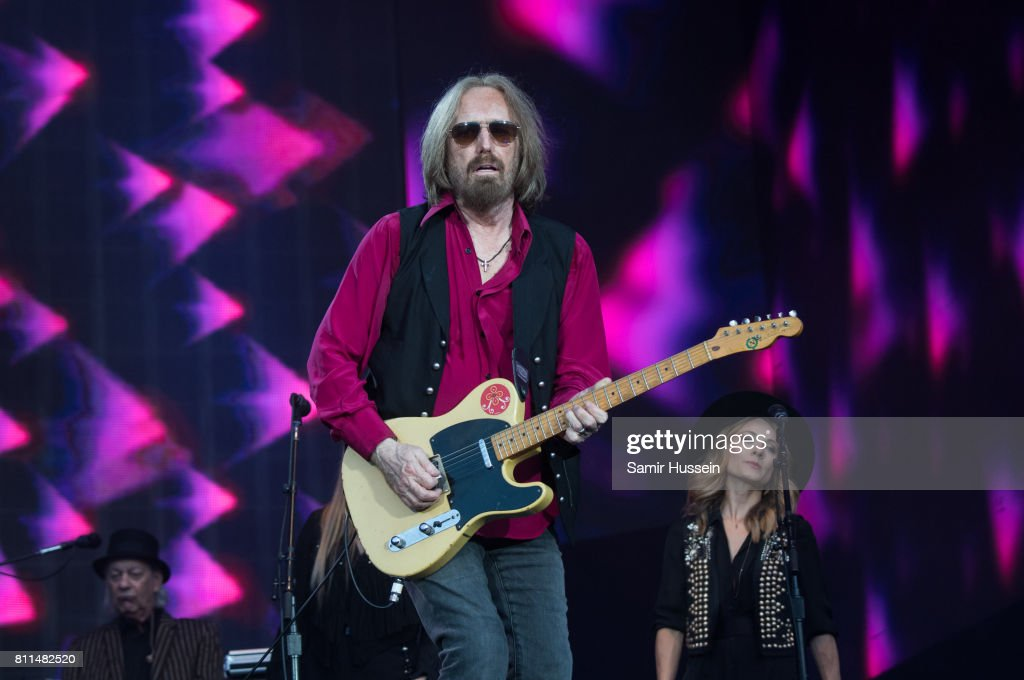 Barclaycard British Summer Time: Tom Petty And The Heartbreakers : Fotografía de noticias