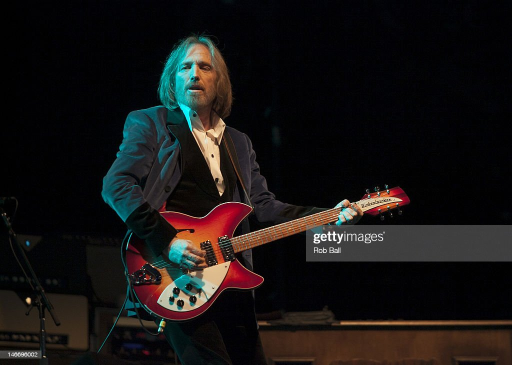 Tom Petty of Tom Petty and the Heartbreakers performs at the Isle Of Wight Festival at Seaclose Park on June 22, 2012 in Newport, Isle of Wight.