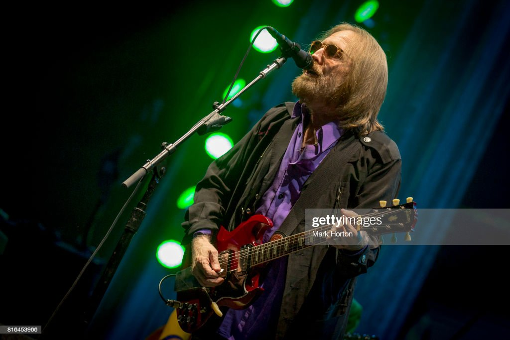 Tom Petty of Tom Petty And The Heartbreakers performs on Day 10 of the RBC Bluesfest on July 16, 2017 in Ottawa, Canada.