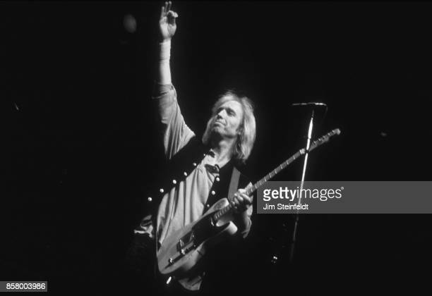 Tom Petty performs at the Target Center in Minneapolis Minnesota on September 10 1995