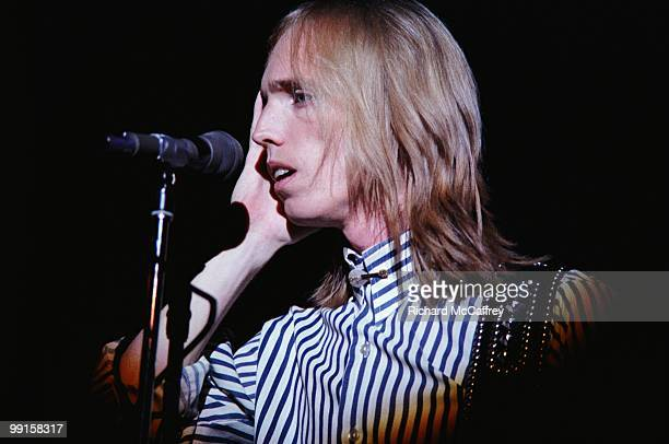 Tom Petty performs live at The Winterland Ballroom in 1978 in San Francisco California