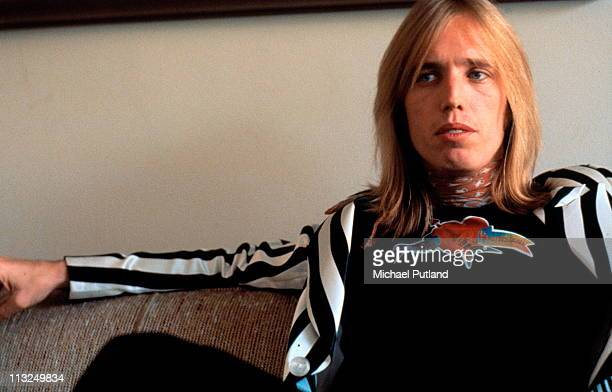 Tom Petty portrait New York 1977