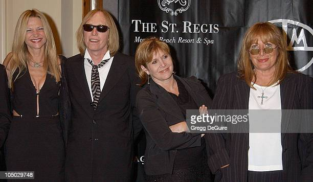 Tom Petty wife Dana Carrie Fisher and Penny Marshall