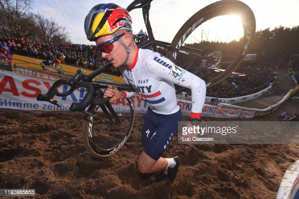Tom Pidcock of United Kingdom and Team TP Racing / during the 24th Superprestige Zonhoven 2019 / #superprestige / #zonhoven / #TelenetSuperprestige /...