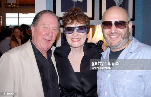 Tom Pritt Jackie Rogers and Mayer Rus during The Hampton Designer Showcase Presented By House Garden To Benefit Southampton Hospital July 15 2006 at...