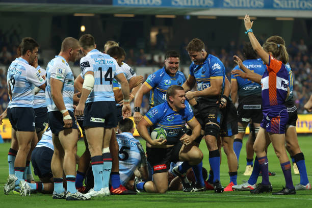 AUS: Super Rugby AU Rd 9 - Force v Waratahs