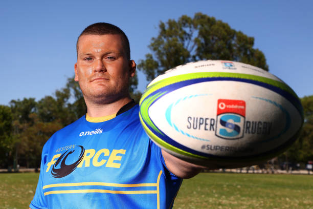 AUS: Western Force Training Session