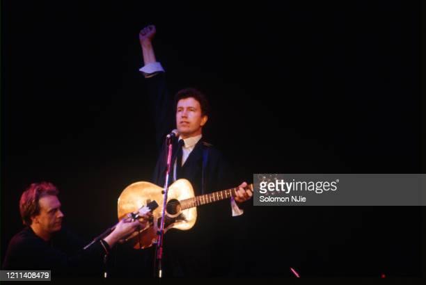 Tom Robinson AIDS Day Benefit Wembley Arena 3 April 1987