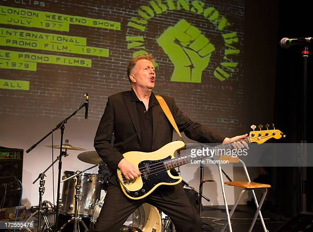 Tom Robinson performs his Power In The Darkness album at The Tabernacle on July 2 2013 in London England