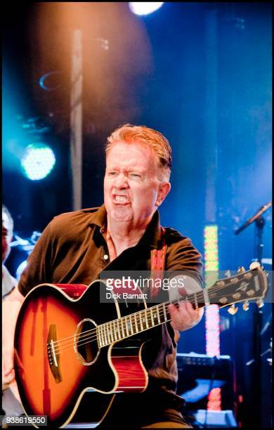 Tom Robinson performs on stage United Kingdom 26th May 2012