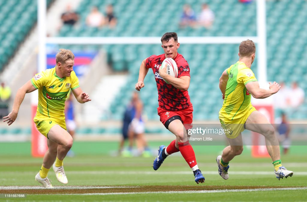 GBR: HSBC London Sevens - Day One