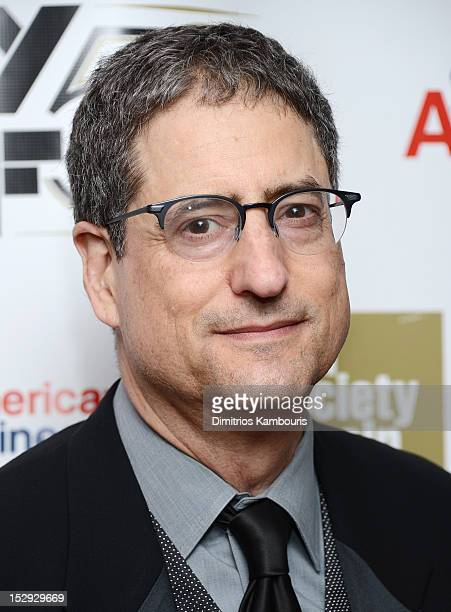 Tom Rothman attends the 50th annual New York Film Festival Opening Night Gala premiere of 'Life Of Pi' at Alice Tully Hall Lincoln Center on...
