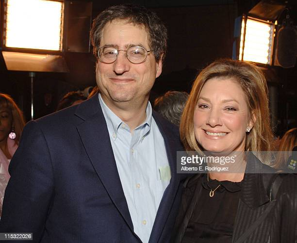 Tom Rothman Chairman Fox Filmed Entertainment and Elizabeth Gabler President Fox 2000
