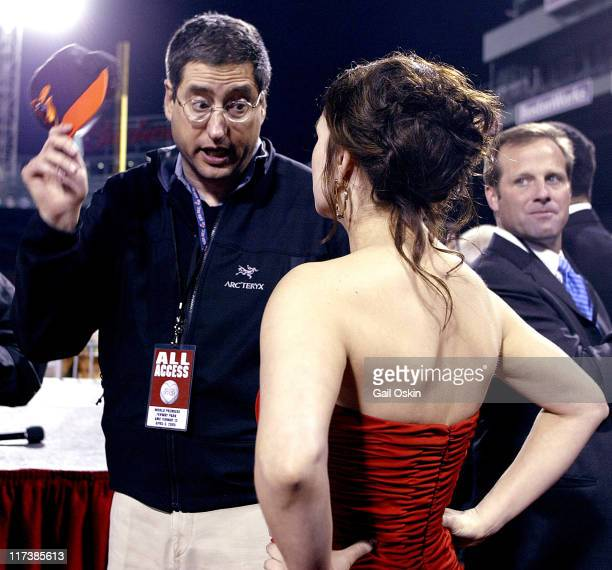 Tom Rothman chairman of 20th Century Fox and Drew Barrymore