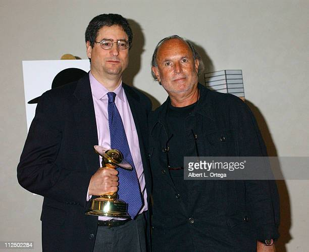 Tom Rothman Chairman of Fox Films Entertainment winner of Life Career Award and Avi Arad