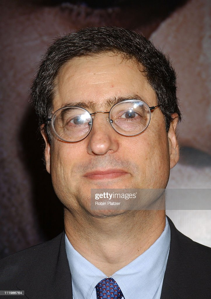 Tom Rothman during 'Master and Commander - The Far Side of The World' - New York Screening - Arrivals at The Beekman Theatre in New York City, New York, United States.