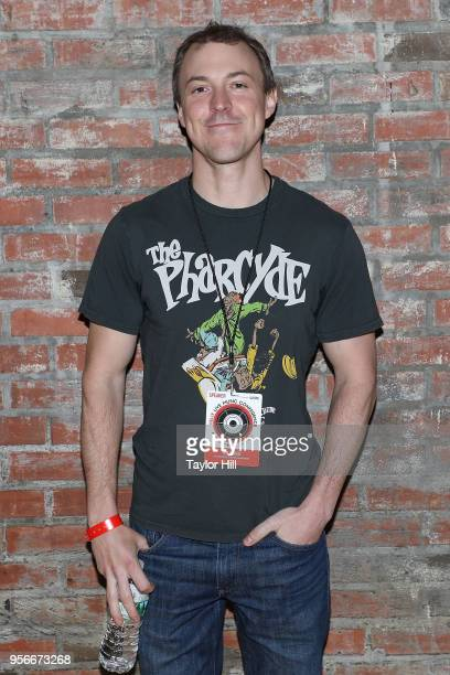 Tom Russell speaks during the 2018 Relix Live Music Conference at Brooklyn Bowl on May 9 2018 in New York City