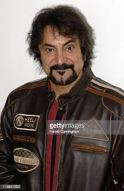 """Tom Savini during Zone Horror's """"When Evil Calls"""" Halloween Launch - October 31, 2006 at Institute of Contemporary Arts in London, Great Britain."""