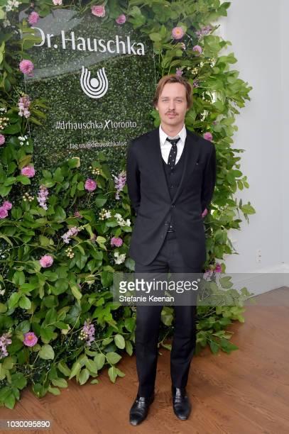 Tom Schilling attends German Films X Dr Hauschka Reception at the 43rd Toronto International Film Festival on September 9 2018 in Toronto Canada