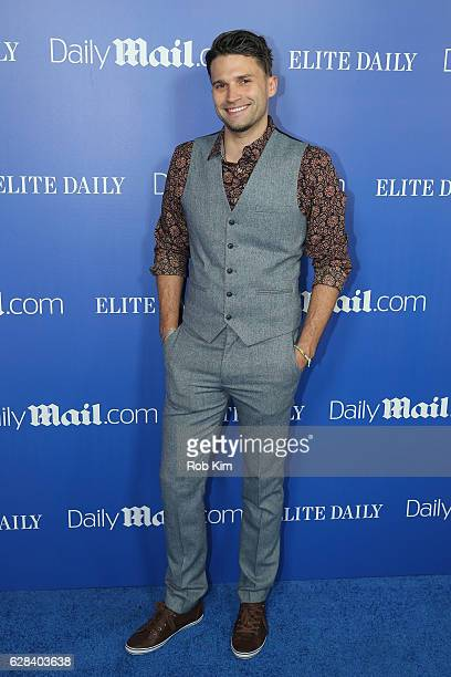 Tom Schwartz attends the DailyMailcom Elite Daily Holiday Party with Jason Derulo at Vandal on December 7 2016 in New York City