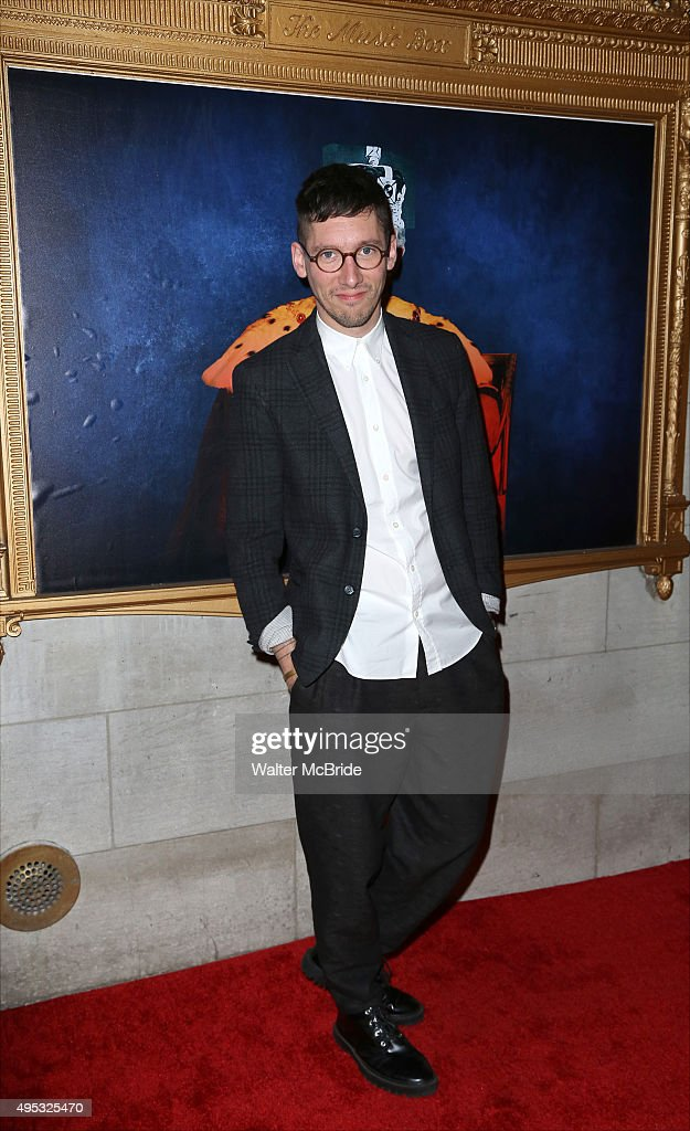 Tom Scutt attends the Broadway opening night performance of 'King Charles III' at the Music Box Theatre on November 1, 2015 in New York City.