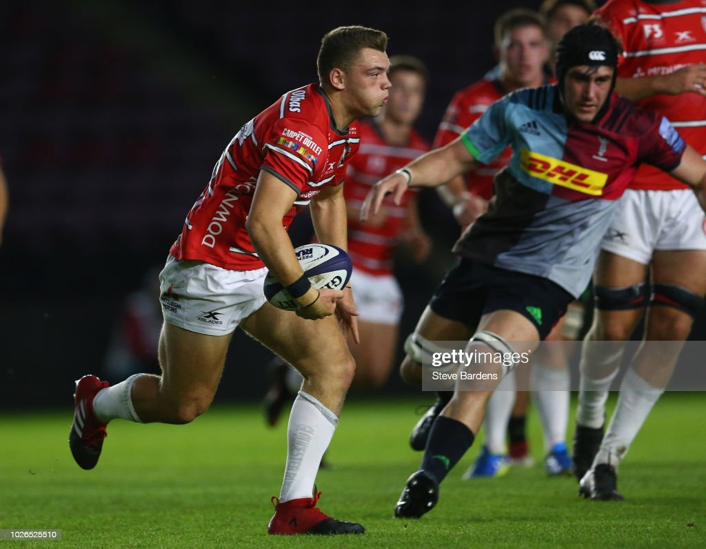 Harlequins v Gloucester United - Premiership Rugby Shield : News Photo