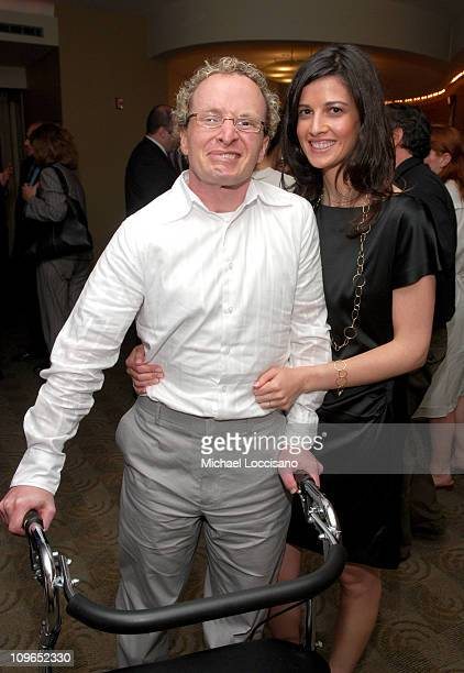 Tom Segars and Lynda DeLorenzo during Coma New York City Premiere and Screening Presented by HBO Documentary Films at HBO Theater in New York City...