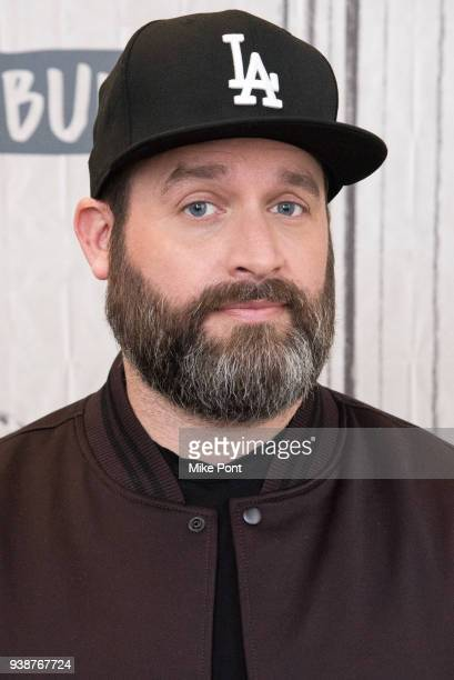 Tom Segura visits Build Series to discuss his second Netflix comedy special 'Tom Segura Disgraceful' at Build Studio on March 27 2018 in New York City