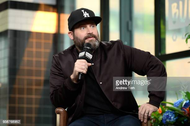 Tom Segura visits Build to discuss his Netflix comedy special 'Tom Segura Disgraceful' at Build Studio on March 27 2018 in New York City