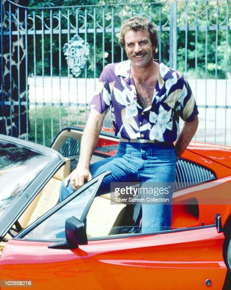 Magnum p i doused actor tom selleck alleged to have - Tom selleck shows ...