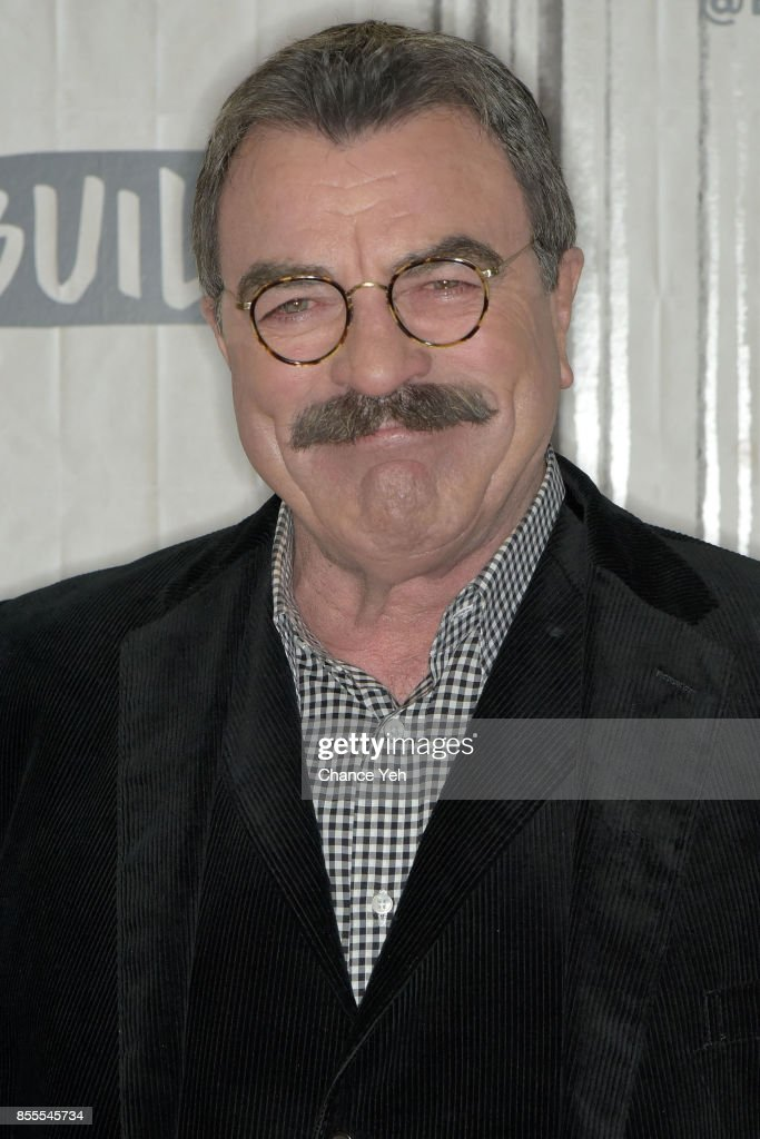 "Build Presents Tom Selleck  Discussing His Show ""Blue Bloods"