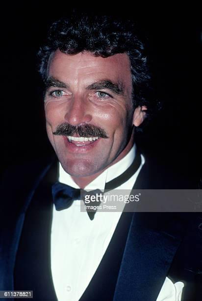 Tom Selleck circa 1982 in Los Angeles California