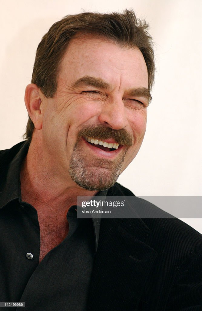 """""""Stone Cold"""" Press Conference with Tom Selleck"""