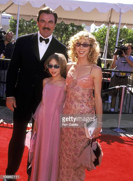 Tom Selleck Jillie Mack and daughter Hannah Selleck
