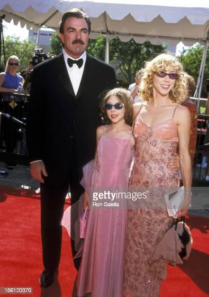 Tom Selleck Jillie Mack and daughter Hannah Selleck