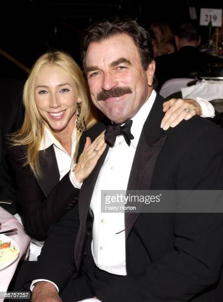 Tom Selleck wife Jillie Mack