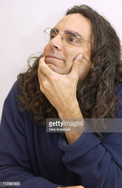 Tom Shadyac director/producer during Bruce Almighty Press Conference with Jim Carrey and Tom Shadyac at The Four Seasons Hotel in Beverly Hills...