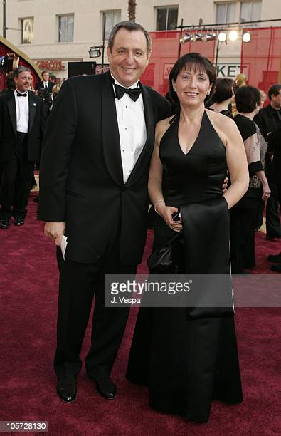 Tom Sherak of Revolution Studios and wife Madeleine