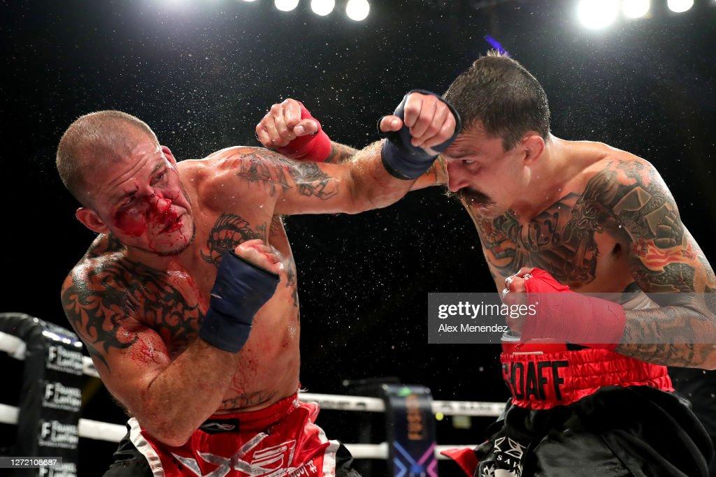 Bare Knuckle Fighting Championship - Tom Shoaff v Joe Elmore : News Photo