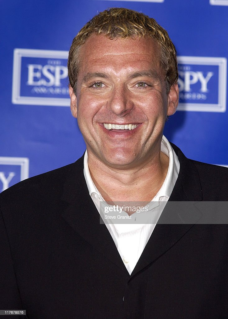 2002 ESPY Awards - Press Room