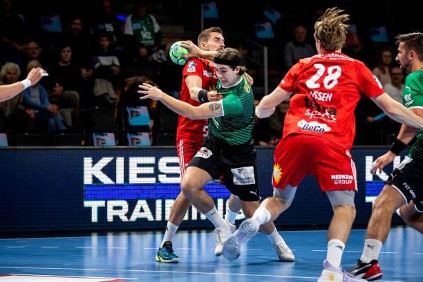 DEU: Handball Bundesliga - Fuechse Berlin v TuS N-Lübbecke