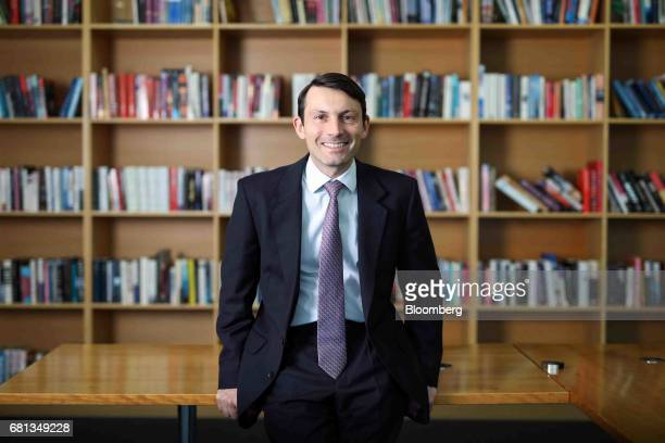 Tom Slater partner and fund manager at Baillie Gifford Co poses for a photograph at the company's offices in Edinburgh UK on Tuesday Feb 7 2017 In...