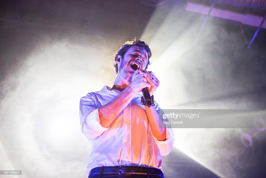 Editors Perform in Concert in Barcelona
