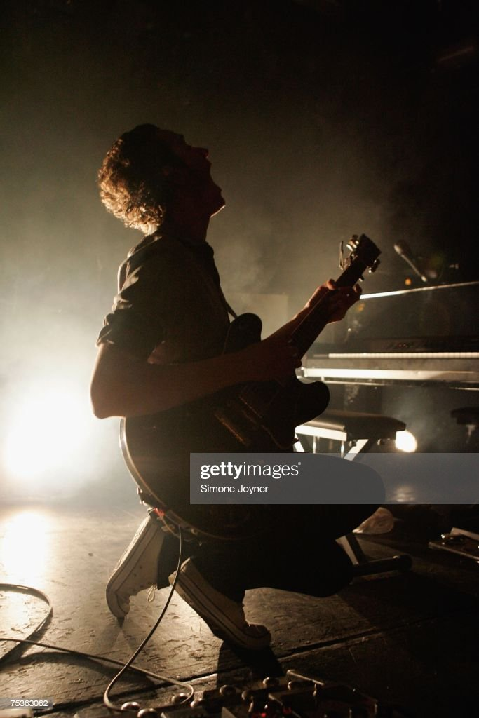 The Editors Perform At The ICA As Part Of The iTunes Music Festival : News Photo