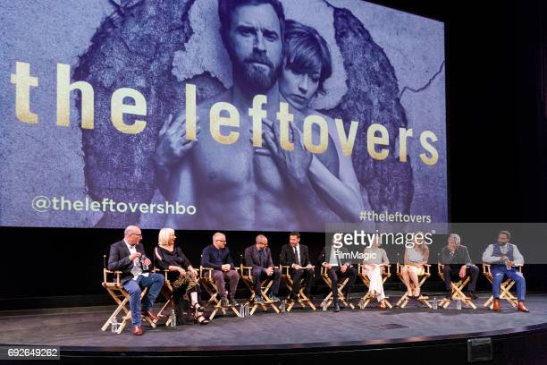 Tom Spezialy, Executive Producer, Writer, Mimi Leder, Executive Producer, Director, Tom Perrotta, Executive Producer, Co-Creator, Damon Lindelof,...