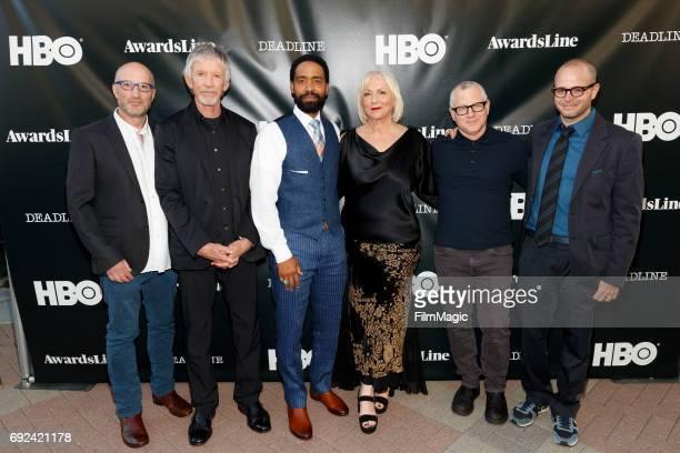 Tom Spezialy, Executive Producer, Writer, Scott Glenn, Kevin Garvey, Sr., Kevin Carroll, John Murphy, Mimi Leder, Executive Producer, Director, Tom...