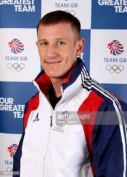 Tom Stalker of Team GB during the Announcement of the first Boxers named for the London 2012 Olympic Games on December 2 2011 in London England