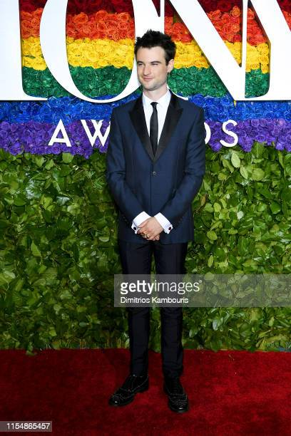 Tom Sturridge attends the 73rd Annual Tony Awards at Radio City Music Hall on June 09 2019 in New York City