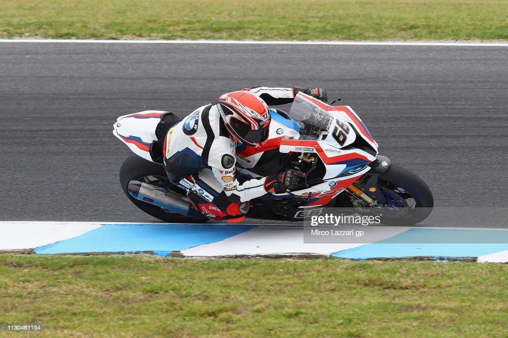 AUS: 2019 World Superbikes Tests In Phillip Island